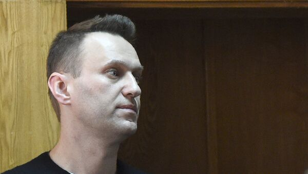 Aleksey Navalniy - Sputnik Türkiye