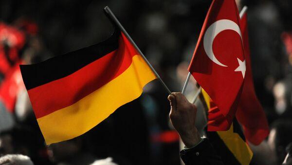 Almanya- Türkiye - Sputnik Türkiye