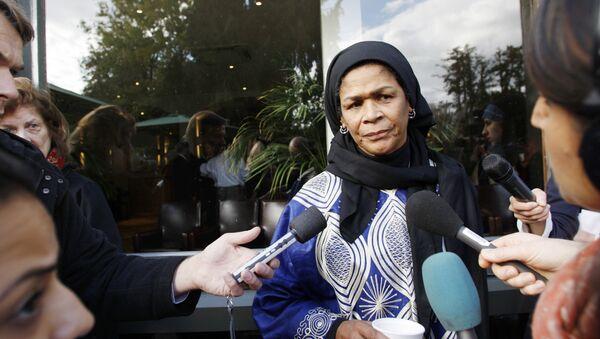 ABD'li Müslüman kadın teolog Dr. Amina Wadud - Sputnik Türkiye