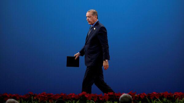 Recep Tayyip Erdoğan / Çin - G20 Liderler Zirvesi - Sputnik Türkiye