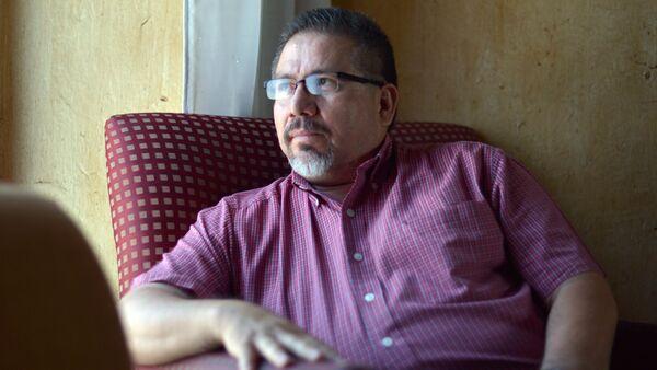 Meksikalı gazeteci Javier Valdez - Sputnik Türkiye