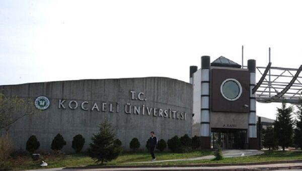 Kocaeli Üniversitesi - Sputnik Türkiye