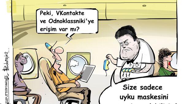 Kiev-Demokrasi seferi - Sputnik Türkiye