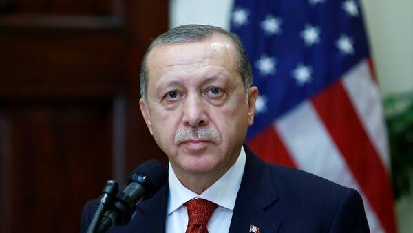 Cumhurbaşkanı Recep Tayyip Erdoğan - ABD - Sputnik Türkiye