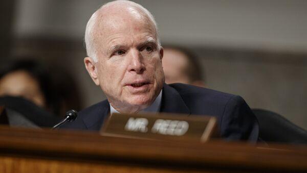 John McCain - Sputnik Türkiye