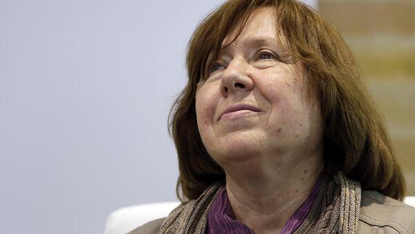 Svetlana Aleksiyeviç - Sputnik Türkiye