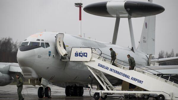 AWACS - Sputnik Türkiye