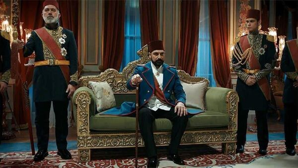 Payitaht Abdülhamid - Sputnik Türkiye