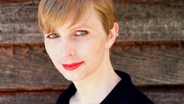 Chelsea Manning - Sputnik Türkiye