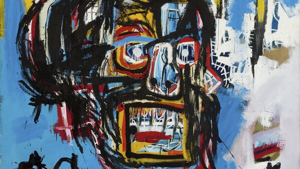 Jean-Michel Basquiat - Sputnik Türkiye