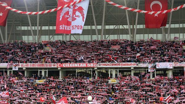 Sivasspor, TFF 1. Lig'de sezonu şampiyon tamamladı - Sputnik Türkiye
