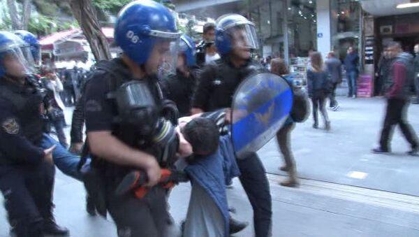Polis müdahalesi - Sputnik Türkiye