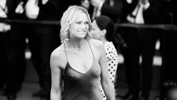 Cannes Film Festivali'nin güzelllerine siyah-beyaz bakış - Sputnik Türkiye