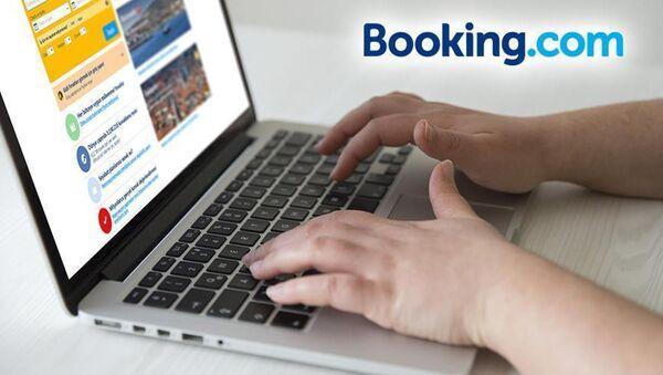 booking.com - Sputnik Türkiye