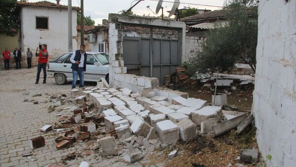 Manisa-deprem - Sputnik Türkiye
