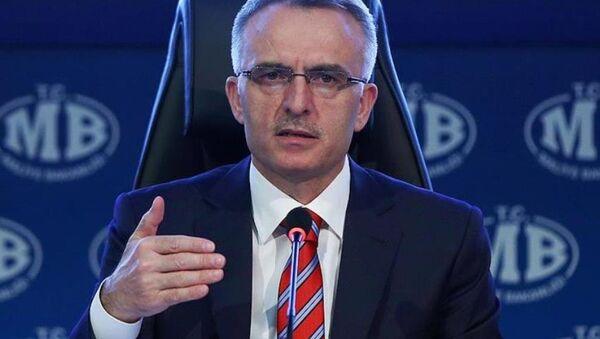 Maliye Bakanı Naci Ağbal - Sputnik Türkiye