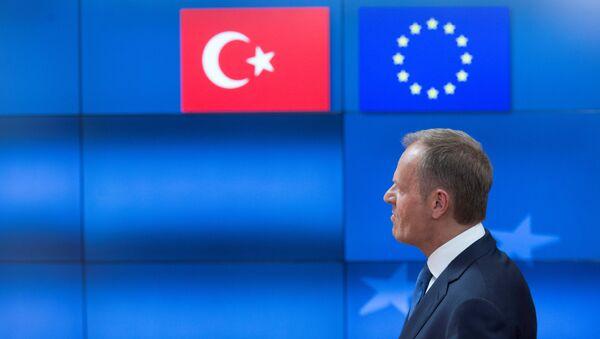 AB Konseyi Başkanı Donald Tusk / Türkiye - Sputnik Türkiye