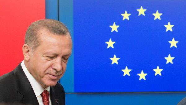 Recep Tayyip Erdoğan / AB - Sputnik Türkiye