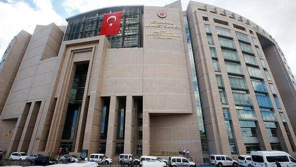 İstanbul Adalet Sarayı - Sputnik Türkiye