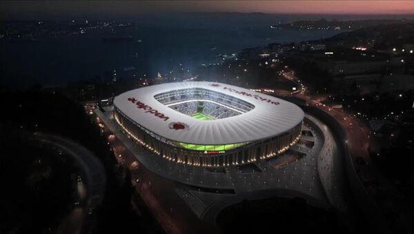 Vodafone Arena - Sputnik Türkiye