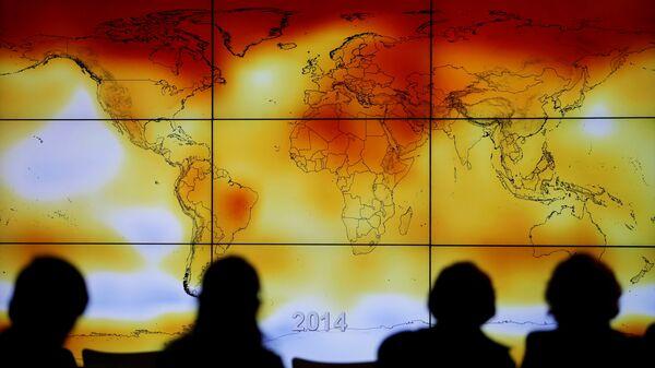 İklim değişikliği - Sputnik Türkiye