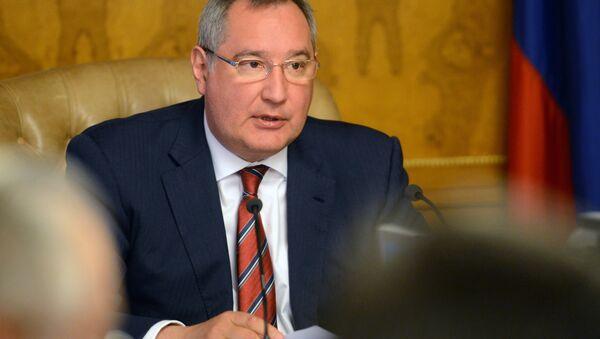 Rusya Başbakan Yardımcısı Dmitry Rogozin - Sputnik Türkiye