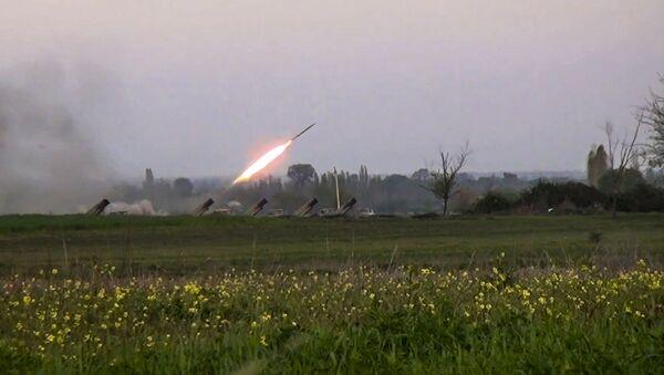 Azerbaycan ordusu - Ermenistan - Sputnik Türkiye