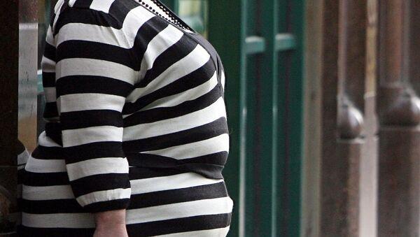 Obez / Obezite / Şişman - Sputnik Türkiye