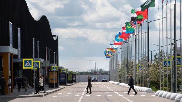 21.St. Petersburg Uluslararası Ekonomi Forumu - Sputnik Türkiye