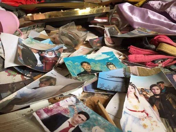 Şengal'da IŞİD'den kurtarılan Ezidi evleri - Sputnik Türkiye