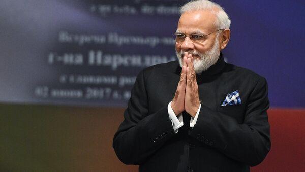 Hindistan Başbakanı Nerandra Modi - Sputnik Türkiye