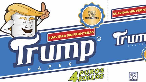 Donald Trump Tuvalet Kağıdı - Sputnik Türkiye