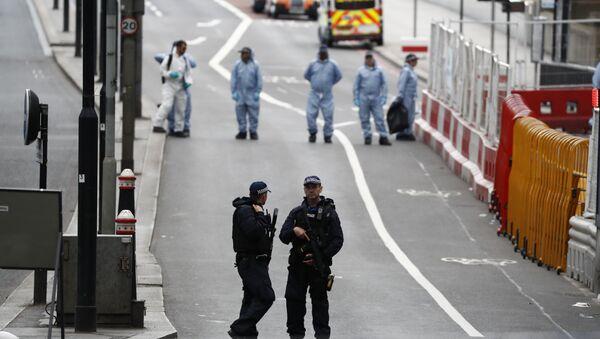 Londra-polis - Sputnik Türkiye