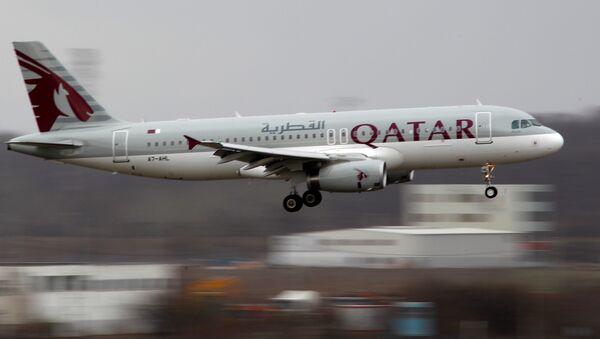 Katar Hava Yolları - Sputnik Türkiye