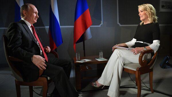 Vladimir Putin-Megyn Kelly - Sputnik Türkiye