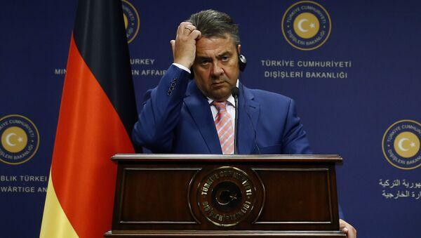 Sigmar Gabriel - Sputnik Türkiye