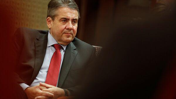 Almanya DIşişleri Bakanı Sigmar Gabriel - Sputnik Türkiye