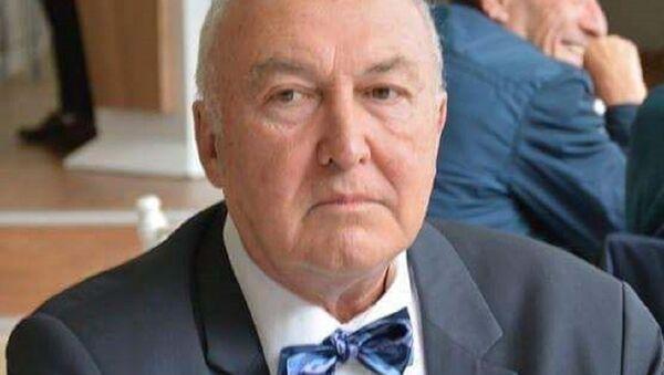 Prof. Dr. Ahmet Ercan - Sputnik Türkiye