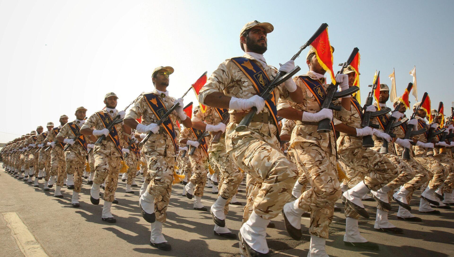 İran Devrim Muhafızları - Sputnik Türkiye, 1920, 24.07.2021