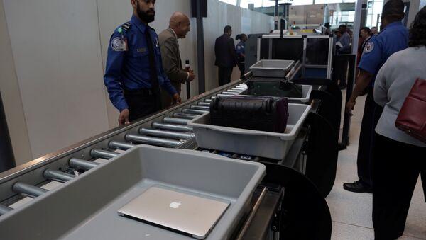 Havalimanı-güvenlik - Sputnik Türkiye