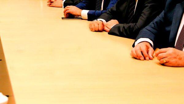 Komisyon - Toplantı - Sputnik Türkiye