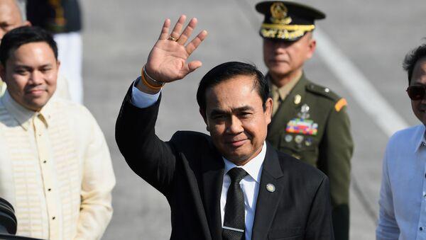 Tayland Başbakanı Prayut Chan-ocha - Sputnik Türkiye