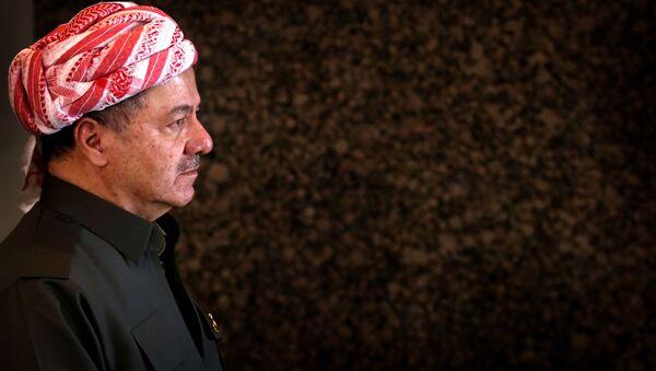Mesud Barzani - Sputnik Türkiye