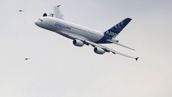 Airbus A380 - Sputnik Türkiye