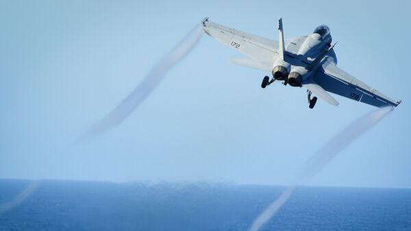 ABD savaş uçağı - Sputnik Türkiye