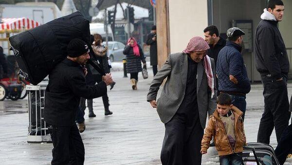 Suriyeliler -  İstanbul - Sputnik Türkiye