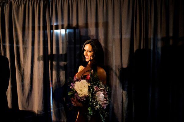Güney Afrika'da Fitness ve Vücut Geliştirme Yarışması Miss SA Xtreme - Sputnik Türkiye