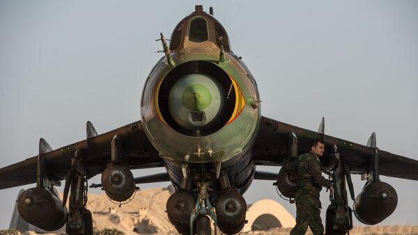 Su-22 - Sputnik Türkiye