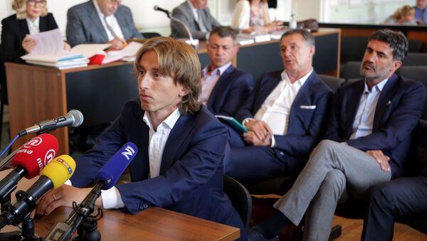 Luka Modric - Sputnik Türkiye