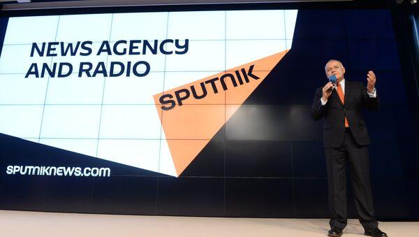 Dmitry Kiselev - Sputnik - Sputnik Türkiye